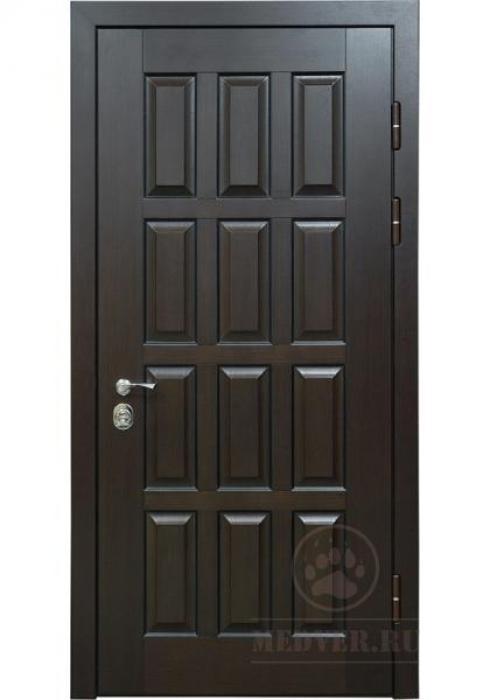 Медверь, Входная металлическая дверь Ф-4