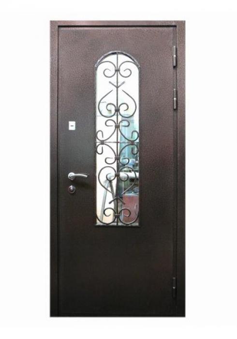 Элита Стиль, Входная металлическая дверь Форт Элита Стиль