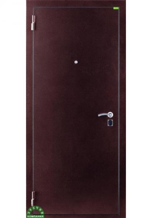 Зодчий, Входная металлическая дверь К1-П1 Барьер
