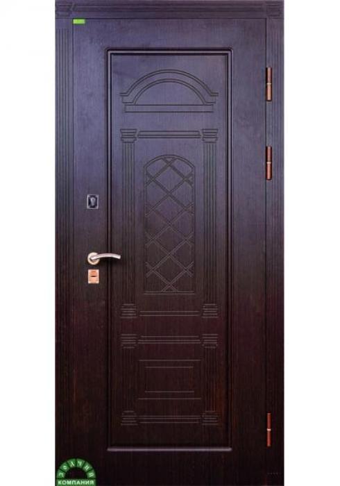 Зодчий, Входная металлическая дверь К3-П2 Атлант