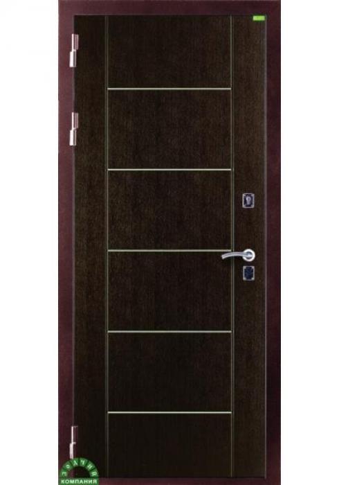 Зодчий, Входная металлическая дверь К4-П5 Титан
