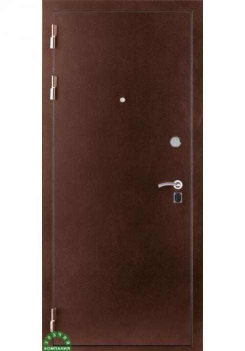 Зодчий, Входная металлическая дверь К6-П7 Полюс