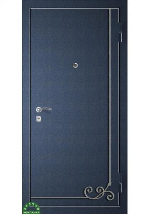 Зодчий, Входная металлическая дверь Ковка КАННА 2