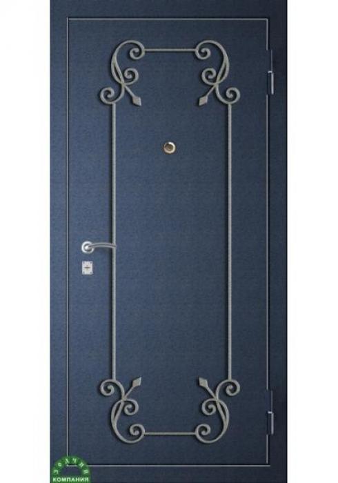 Зодчий, Входная металлическая дверь Ковка КАННА 4