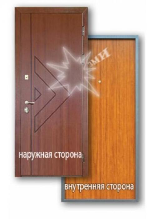 Завод Металлических Изделий, Входная металлическая дверь ламинат 4