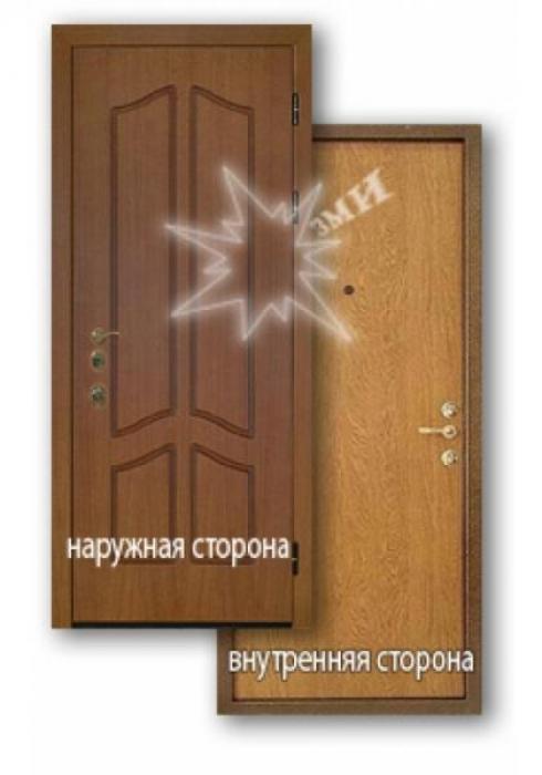 Завод Металлических Изделий, Входная металлическая дверь ламинат 5
