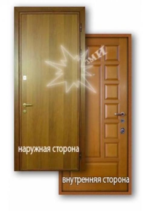 Завод Металлических Изделий, Входная металлическая дверь ламинат 6