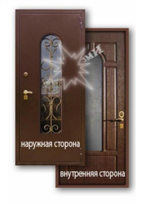 Завод Металлических Изделий, Входная металлическая дверь МДФ 10