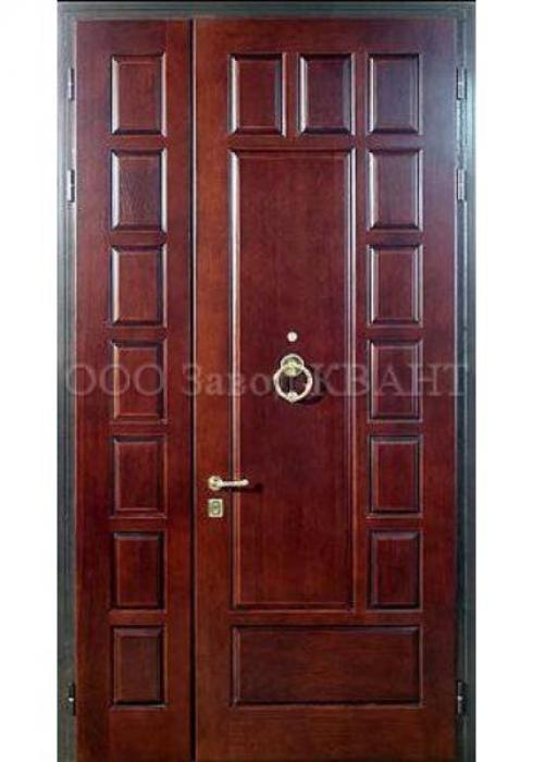 Квант, Входная металлическая дверь МДФ Квант