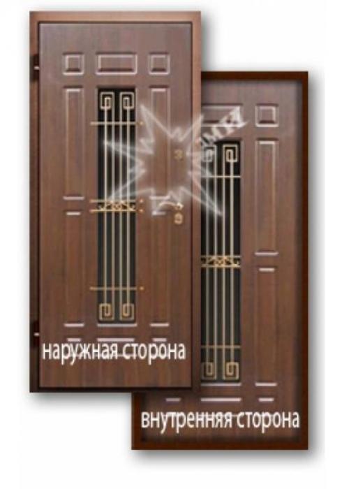 Завод Металлических Изделий, Входная металлическая дверь МДФ 9
