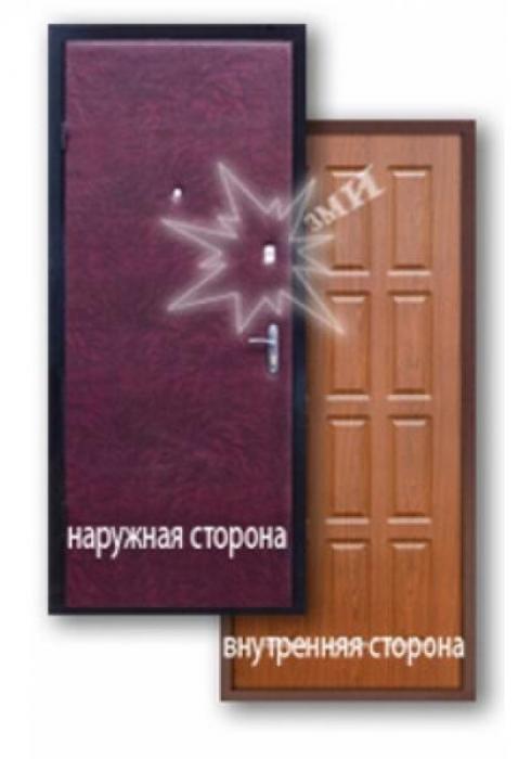 Завод Металлических Изделий, Входная металлическая дверь МДФ-ПВХ 1