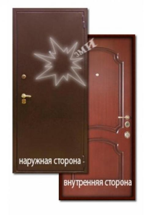 Завод Металлических Изделий, Входная металлическая дверь МДФ-ПВХ
