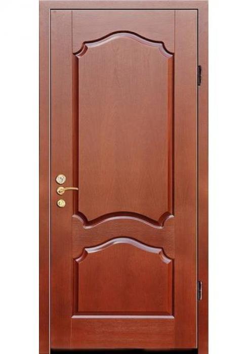 Двери Про, Входная металлическая дверь МДФ шпон