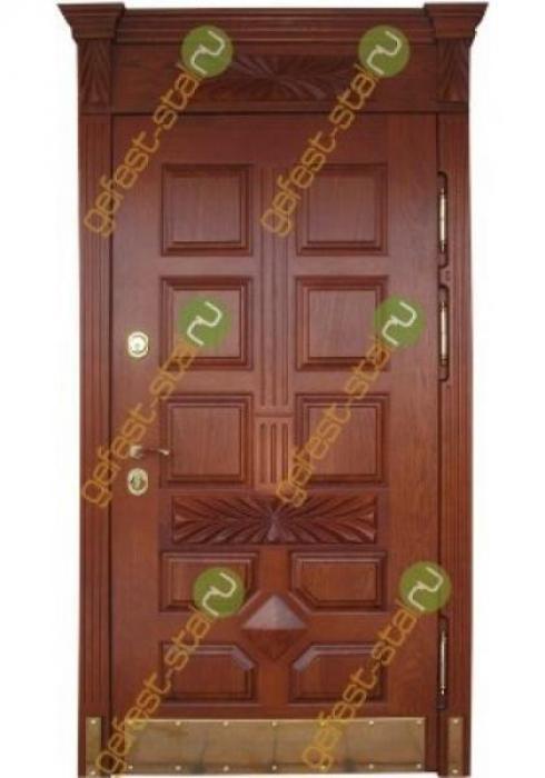 Гефест, Входная металлическая дверь Модель 1
