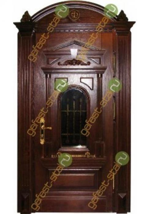 Гефест, Входная металлическая дверь Модель 3