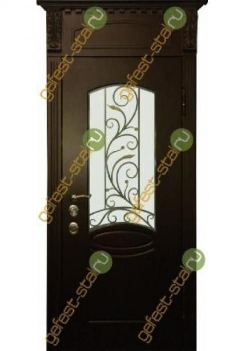 Гефест, Входная металлическая дверь Модель 4