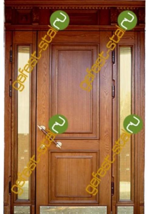Гефест, Входная металлическая дверь Парадная 07