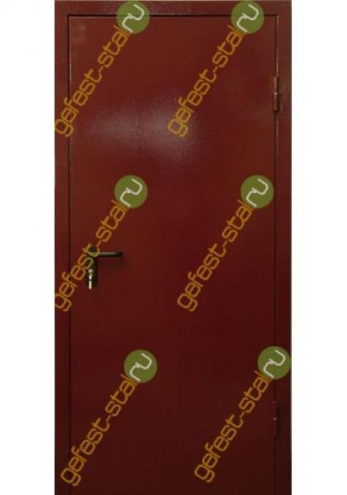 Гефест, Входная металлическая дверь противопожарная 02