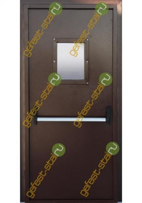 Гефест, Входная металлическая дверь противопожарная 03