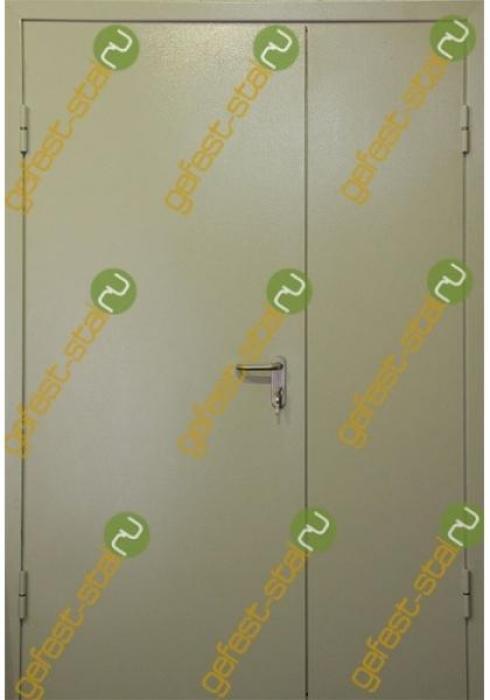 Гефест, Входная металлическая дверь противопожарная 05
