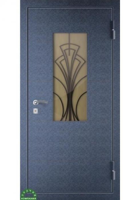 Зодчий, Входная металлическая дверь Решетка БУКЕТ