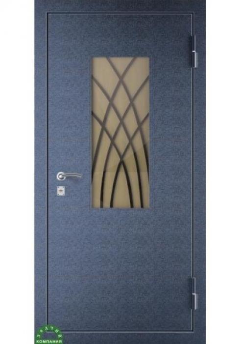 Зодчий, Входная металлическая дверь Решетка ГОТИКА 1