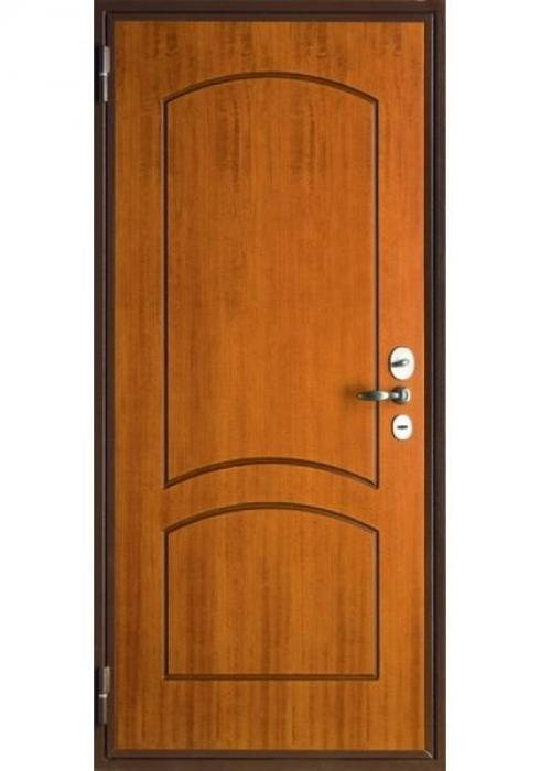 Двери Про, Входная Металлическая дверь с МДФ ПВХ