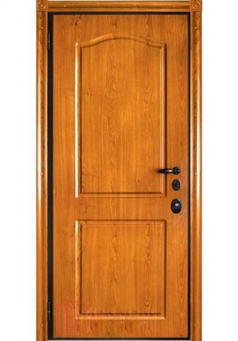 Двери Про, Входная Металлическая дверь с МДФ шпон