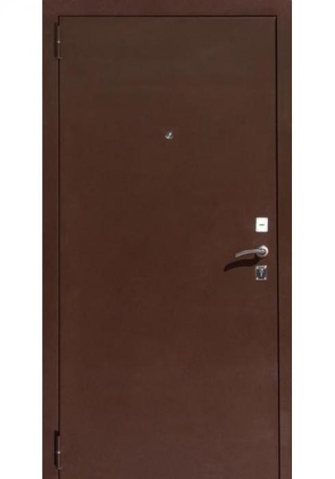 Двери Про, Входная металлическая дверь с порошковым напылением