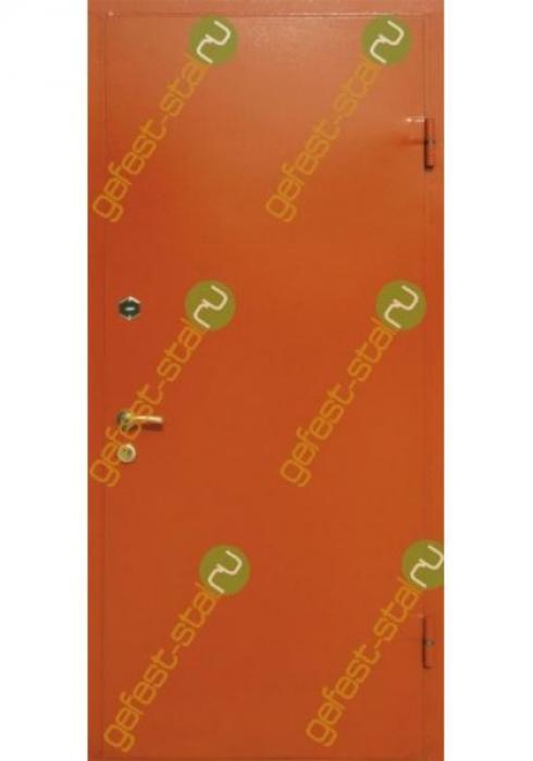 Гефест, Входная металлическая дверь с порошковым напылением 02