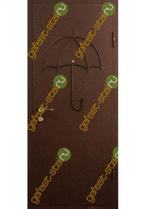Гефест, Входная металлическая дверь с порошковым напылением 10