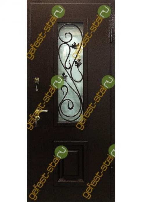 Гефест, Входная металлическая дверь с порошковым напылением 11