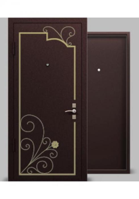 Vota, Входная металлическая дверь сер. А2 с кованными элементами
