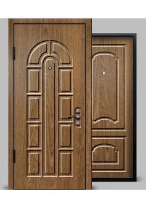 Vota, Входная металлическая дверь сер. А3 МДФ/МДФ