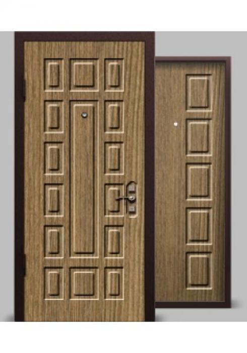 Vota, Входная металлическая дверь сер. А3 МДФ/МДФ Qlon