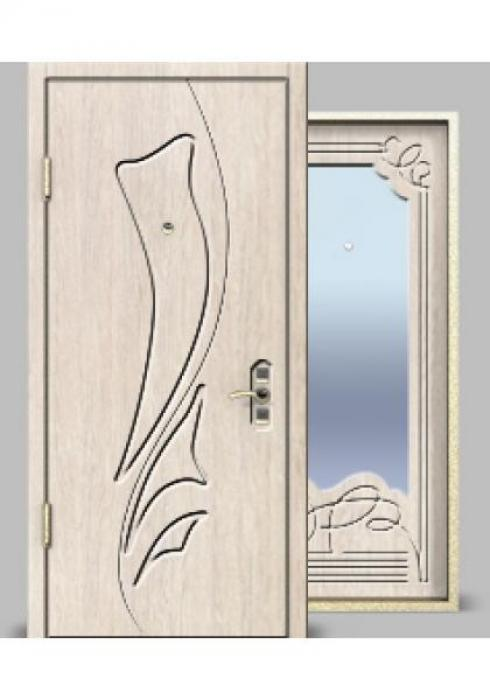 Vota, Входная металлическая дверь сер. А3 с зеркалом