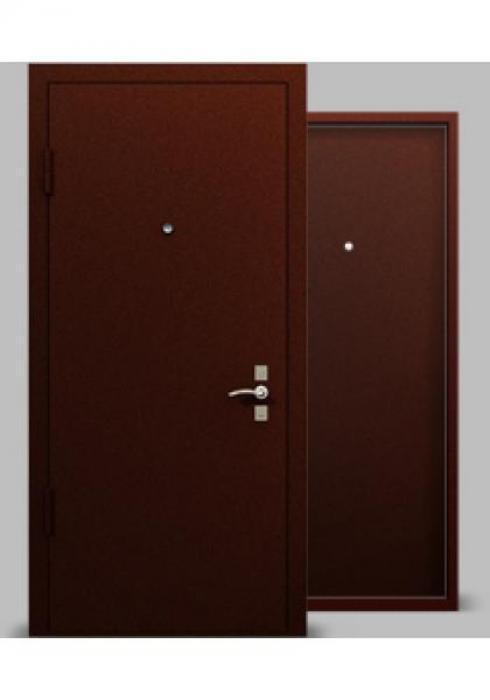 Vota, Входная металлическая дверь серии А2 металл/металл Эконом