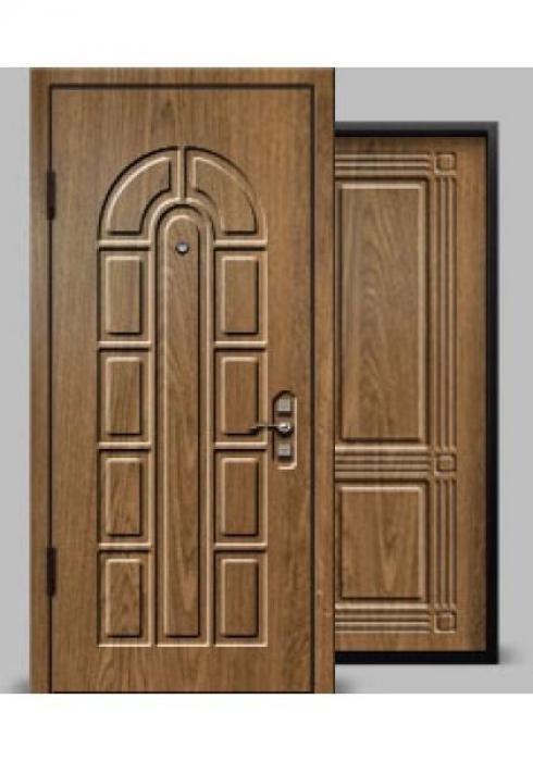Vota, Входная металлическая дверь серии А3 Оптима10 МДФ/МДФ