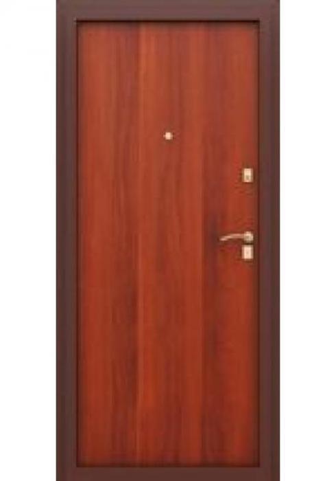 TRIADOORS, Входная металлическая дверь Стандарт - внутренняя сторона