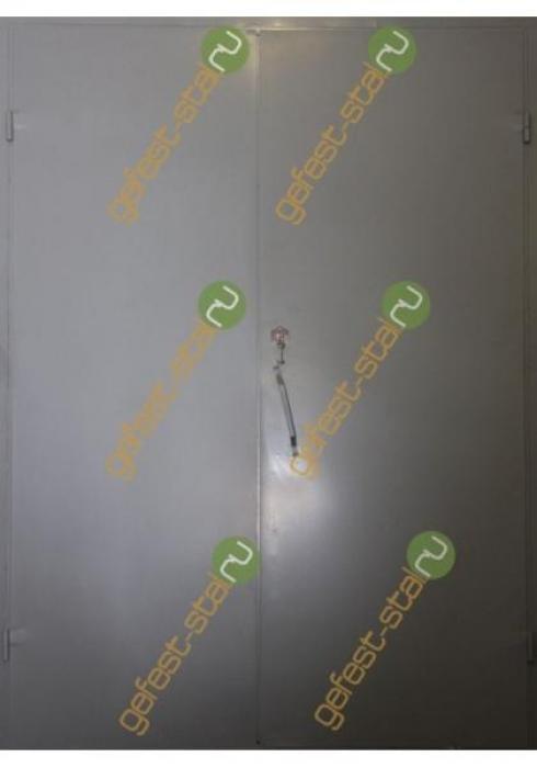 Гефест, Входная металлическая дверь Техническая 02