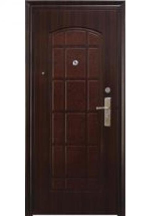 TRIADOORS, Входная металлическая дверь Витраж