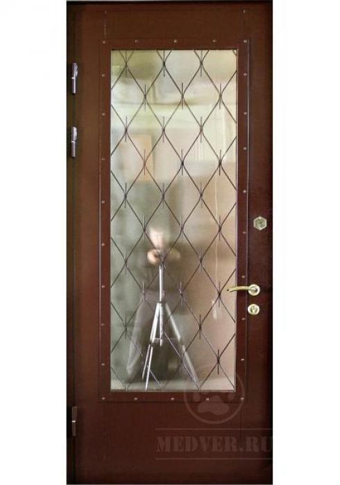 Медверь, Входная металлическая дверь Ж-1