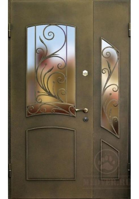 Медверь, Входная металлическая дверь Ж-4