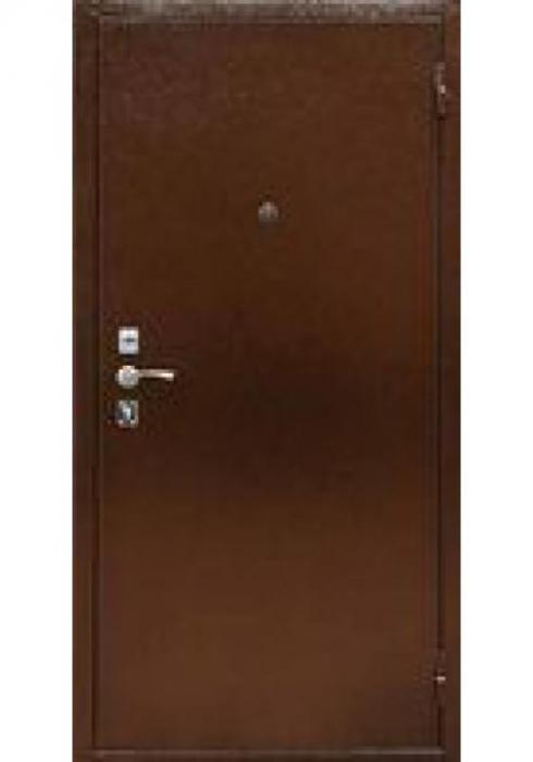 TRIADOORS, Входная металлическая дверь Zorro - наружная сторона