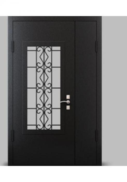 Vota, Входная металлическая двустворчатая дверь серии А2
