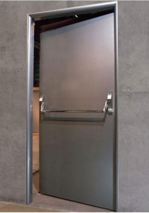 ЭКСТРАДОРС, Входная металлическая противопожарная дверь