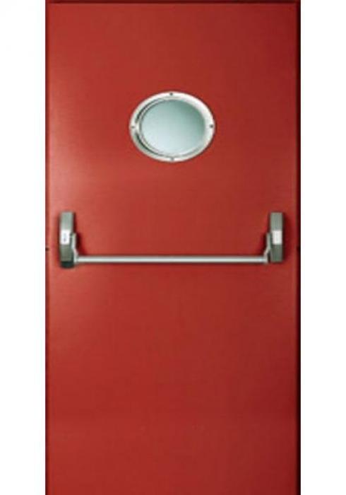 Exstradoors, Входная металлическая противопожарная дверь