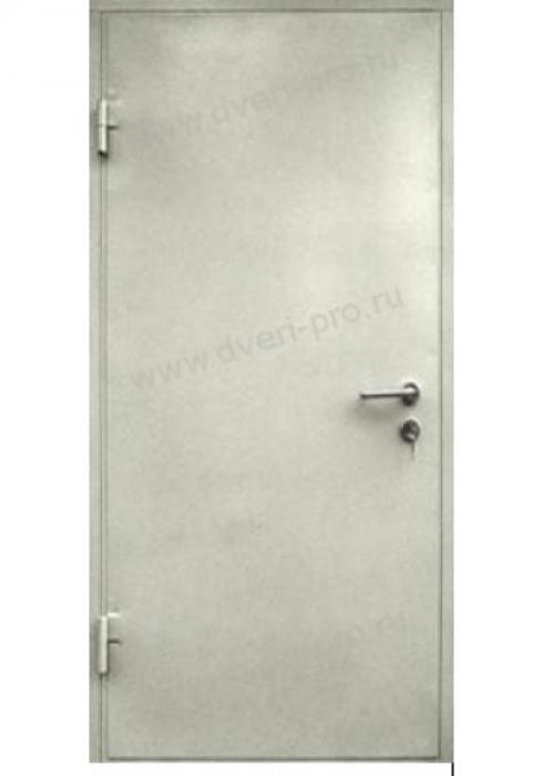 Двери Про, Входная металлическая противопожарная дверь