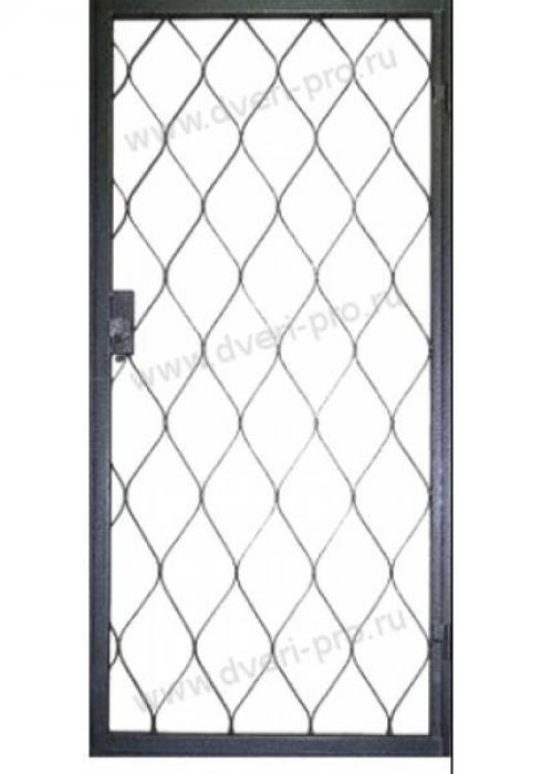 Двери Про, Входная решетчатая дверь