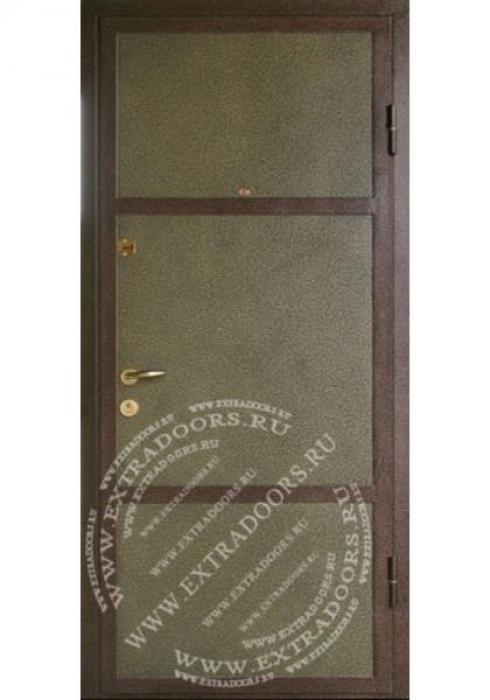 ЭКСТРАДОРС, Входная стальная антивандальная дверь Броня